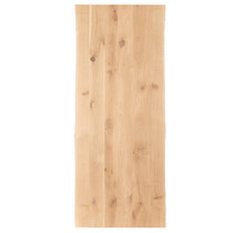 Tafelblad Eiken Boomstam - 4 cm