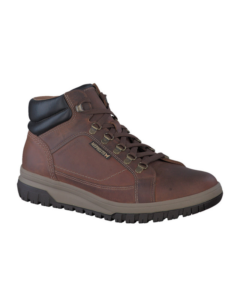 Mephisto PITT GRIZZLY 144/00 TOBACCO