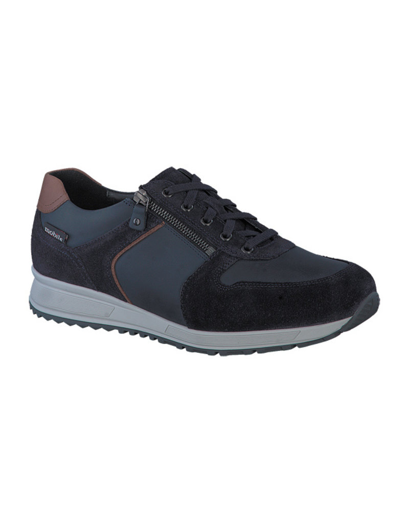 Mobils HERVE VELOURS 9855/GRIZZLY 145/178 BLUE