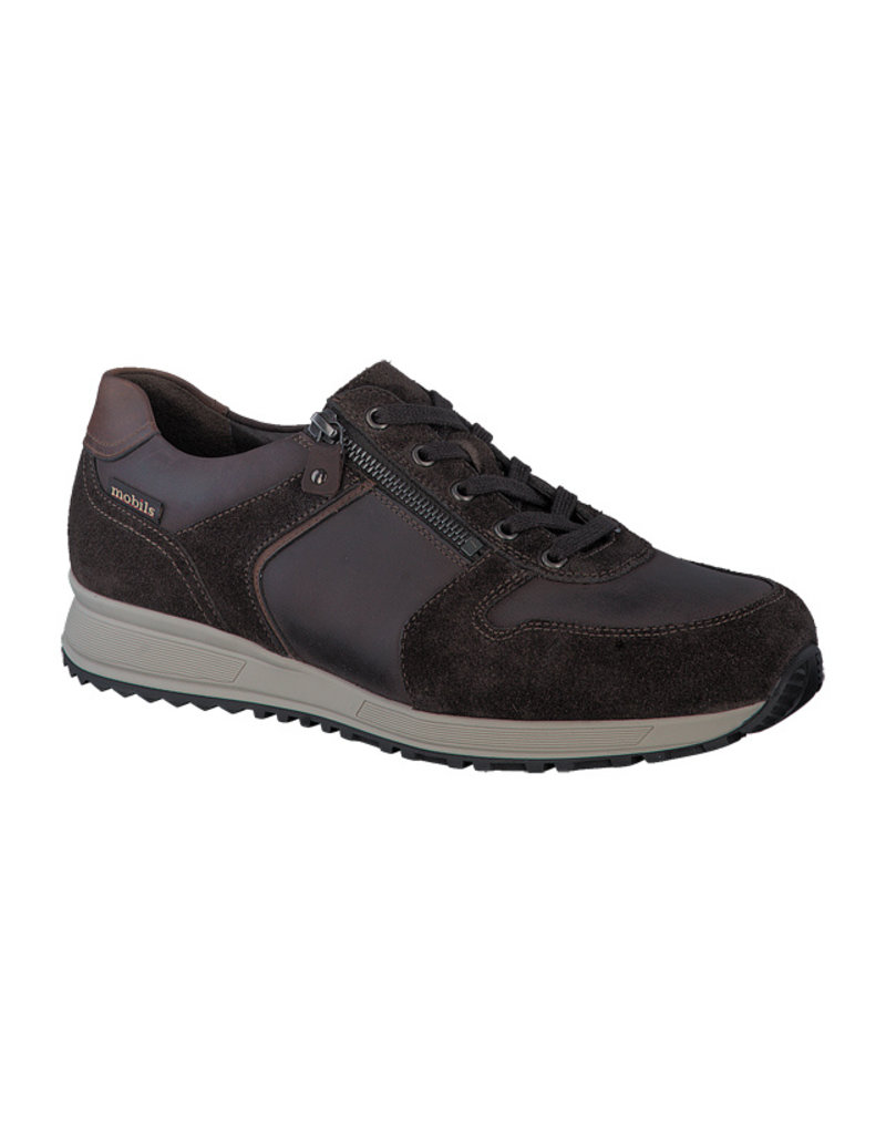 Mobils HERVE VELOURS 9851/GRIZZLY 151/144 DARK BROWN