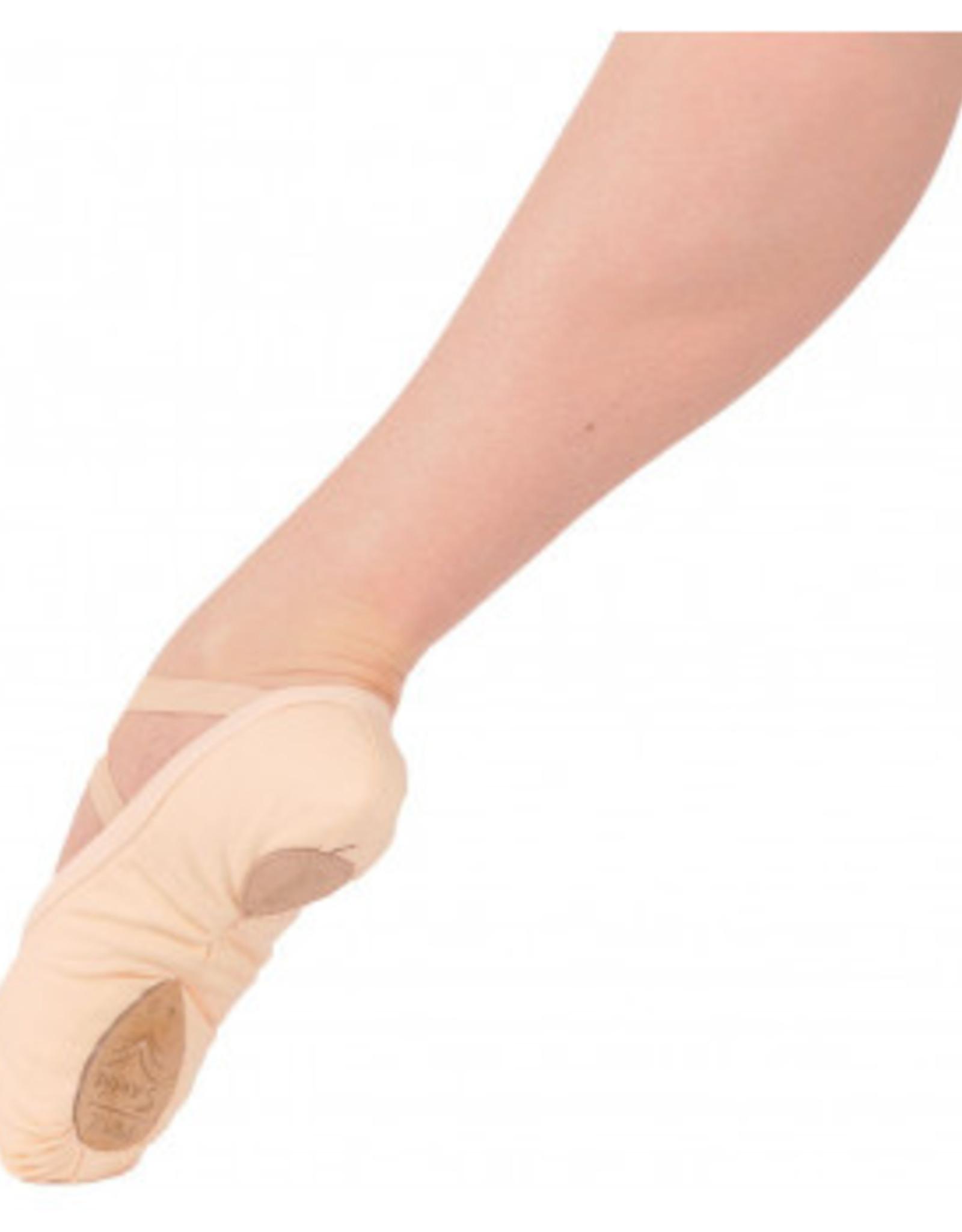 Sansha Roze balletsloefjes Sansha Pro 1C