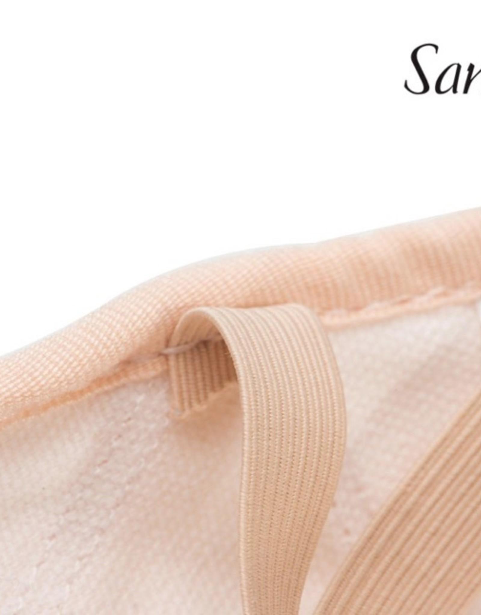 Sansha Roze balletsloefjes Sansha Silhouette