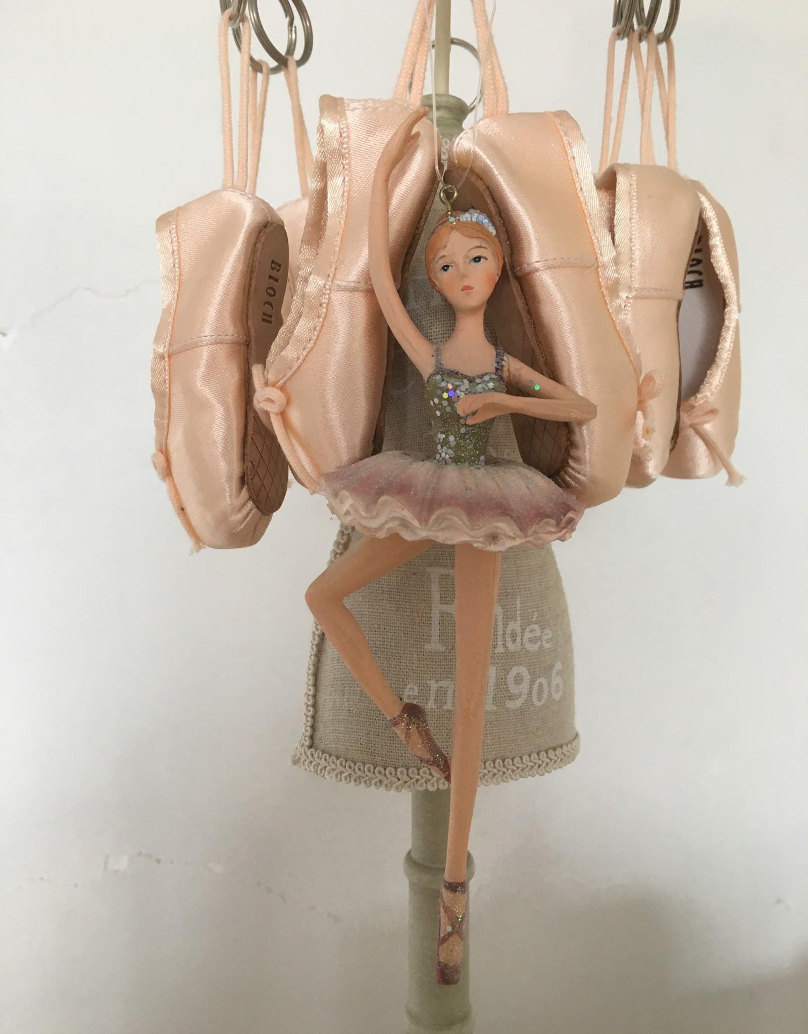 Goodwill Goodwill porseleinen ballerina hanger