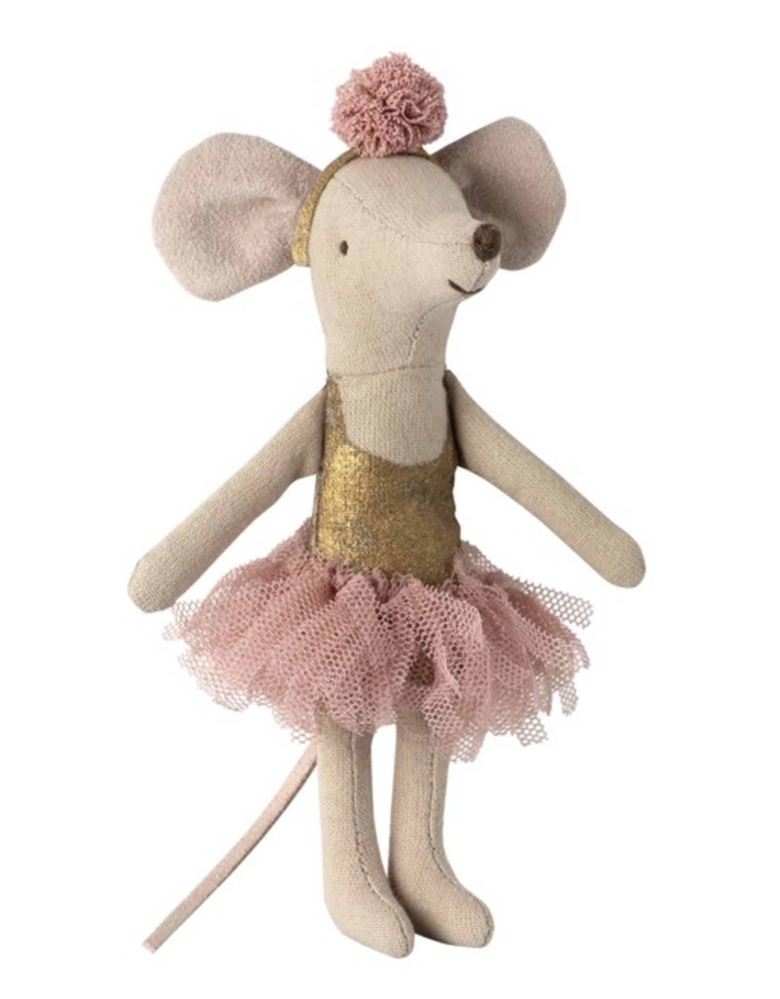 Maileg Maileg Dans Studio met grote zus muis