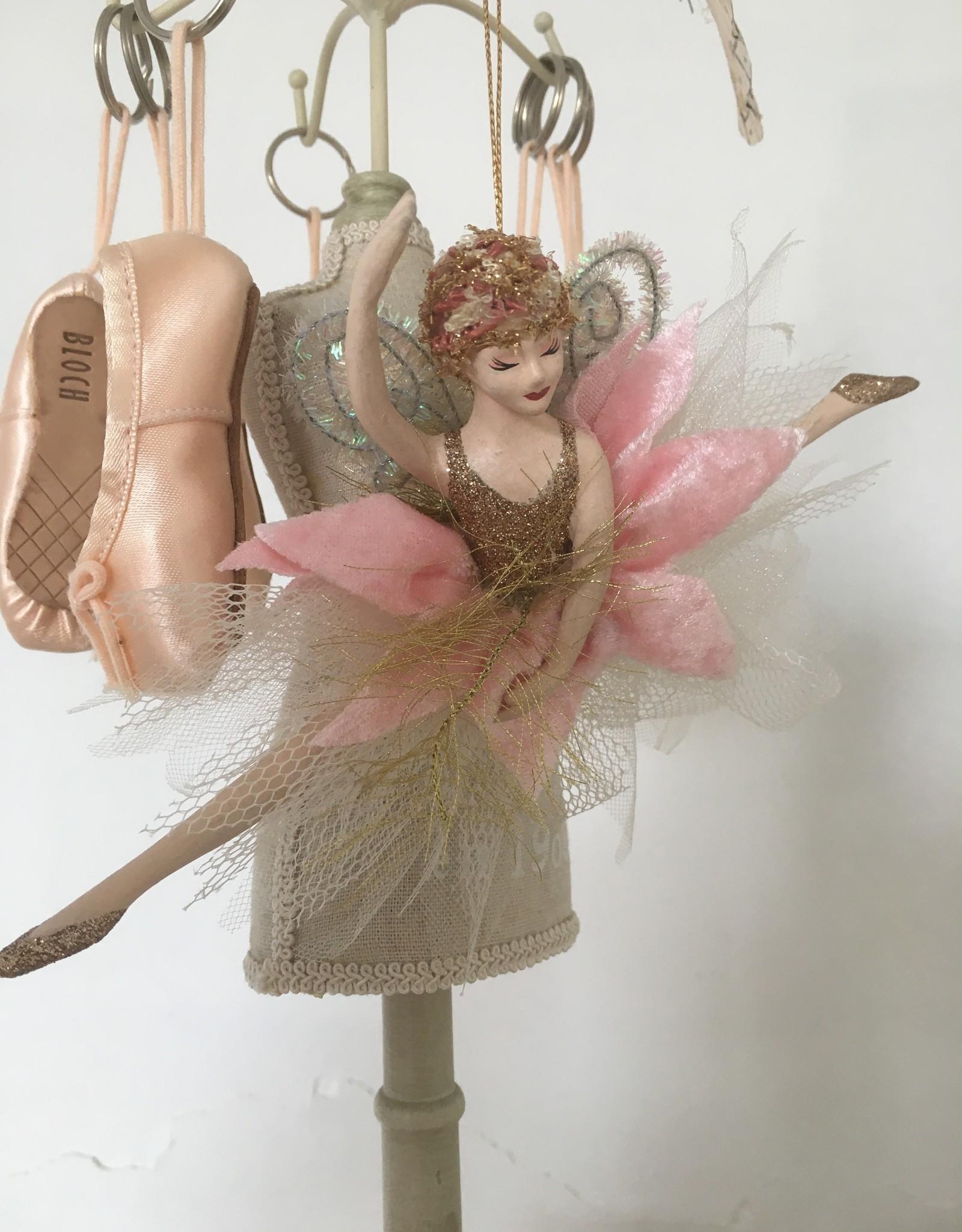 Goodwill Porseleinen ballerina's set van 3 kleur