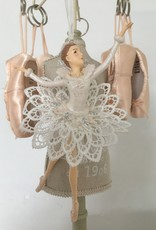 Goodwill Goodwill porseleinen ballerina hanger kant