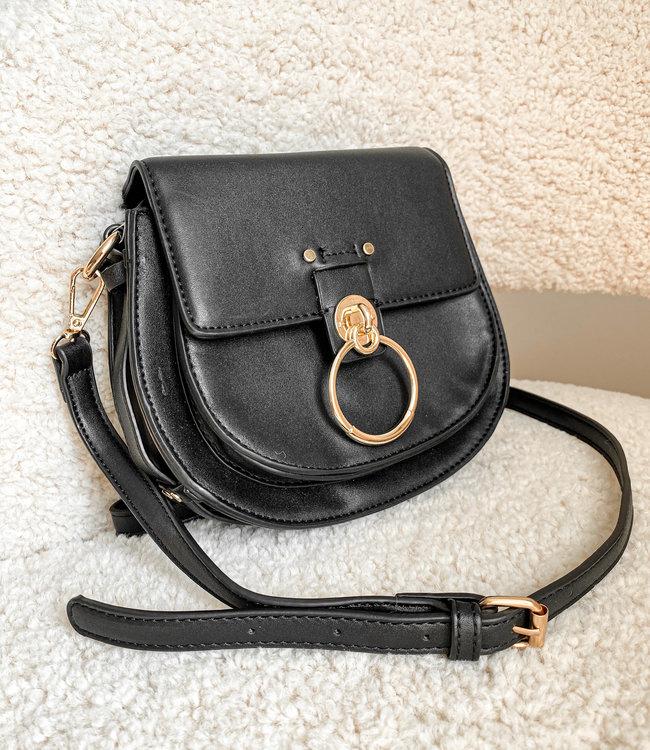 Crossbody bag zwart