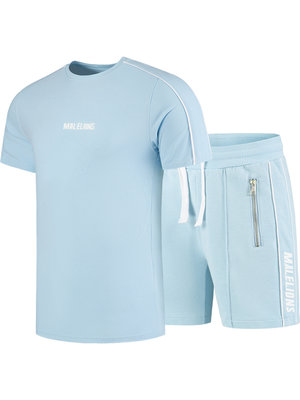 Malelions Twinset Thies - Light Blue