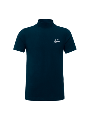 Malelions Turtle Neck Signature - Navy
