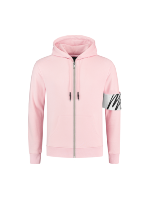 Malelions Captain Vest - Pink/White