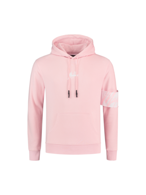Malelions Captain Hoodie -  Soft Pink