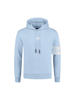 Malelions Captain Hoodie -  Light Blue