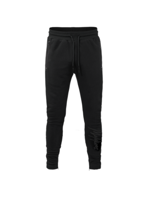 Malelions Signature trackpants Black/Black