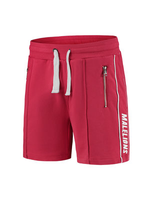 Malelions Thies Short - White/Red