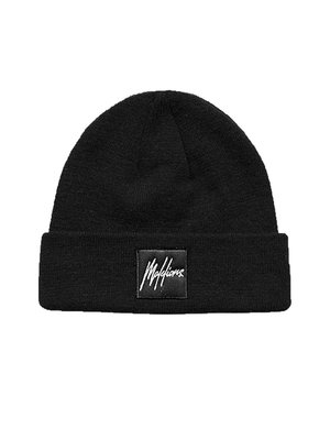 Malelions Junior Junior Beanie Patch - Black
