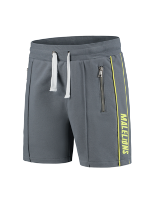 Malelions Thies Short - Yellow/Matt Grey