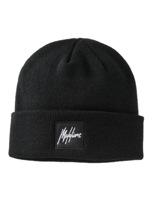 Malelions Beanie Patch - Black