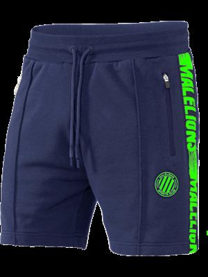 Malelions Sport Short Home kit Sport - Navy/Green