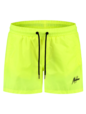 Malelions Swimshort Francisco -  Neon Yellow