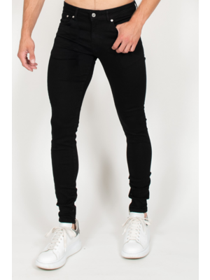 Malelions Jeans - Black