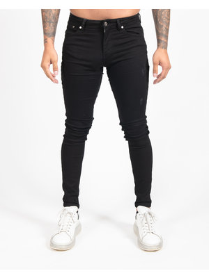 Malelions Basic Super Stretch Jeans - Black