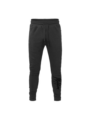 Malelions Trackpants Signature - Antraciet/Black