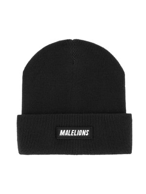 Malelions Beanie - Black