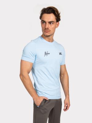 Malelions // XXL Nutrition Malelions x XXL Nutrition T-Shirt - Light Blue