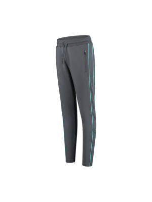 Malelions Sport Sport Uraenium Trackpants - Antra/Turquoise