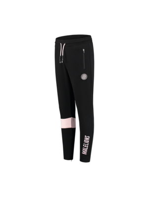 Malelions Sport Sport Captain Trackpants - Black/Pink