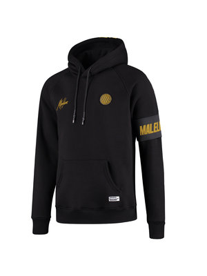 Malelions Sport Sport Captain Hoodie-  black/Gold