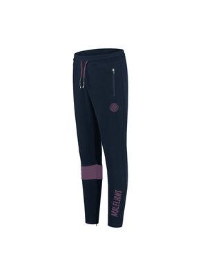 Malelions Sport Sport Captain Trackpants - Navy/Purple