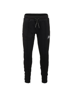 Malelions Junior Junior Trackpants Clarence - Black/White