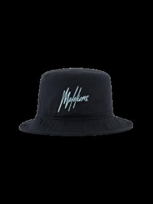 Malelions Bucket Hat - Navy/Light Blue