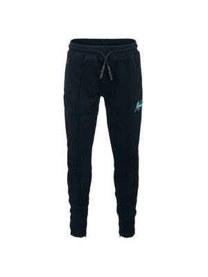 Malelions Junior Junior Trackpants Clarence - Navy/Mint