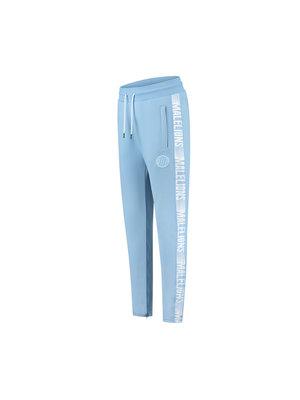 Malelions Sport Sport Striker Trackpants - Light Blue/White