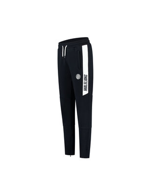 Malelions Sport Sport Coach Trackpants - Dark Navy/White