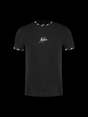Malelions Junior Junior Gini T-shirt - Black/Purple