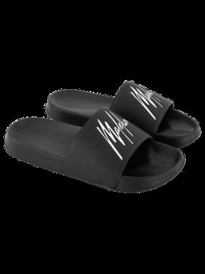 Malelions Junior Junior Slides - Black
