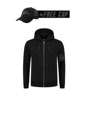 Malelions Captain Vest - Black/Black (+FREE CAP)