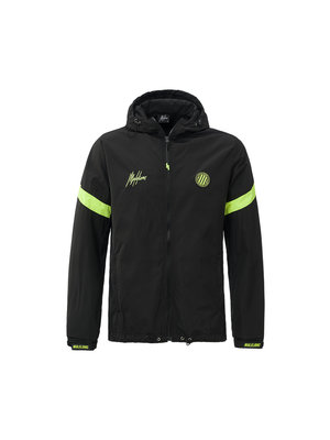Malelions Sport Sport Offside Windbreaker - Black/Neon Yellow
