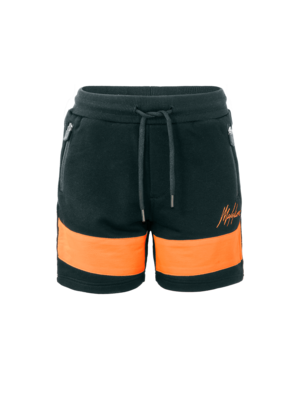 Malelions Junior Junior Uraenium Short - Antra/Orange