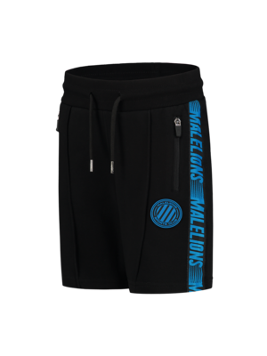 Malelions Junior Junior Homekit Short - Black/Blue