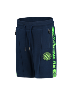 Malelions Junior Junior Homekit Short - Navy/Green