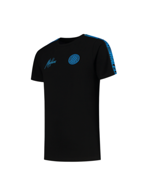 Malelions Junior Junior Homekit T-Shirt - Black/Blue