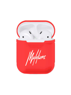 Malelions AirPods Case - Red