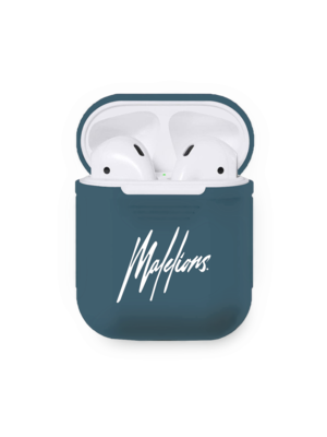Malelions AirPods Case - Navy