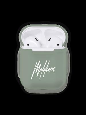 Malelions AirPods Case - Matt Grey