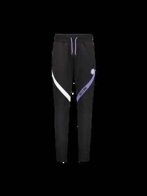 Malelions Sport Sport Pre-Match Trackpants - Black/Purple