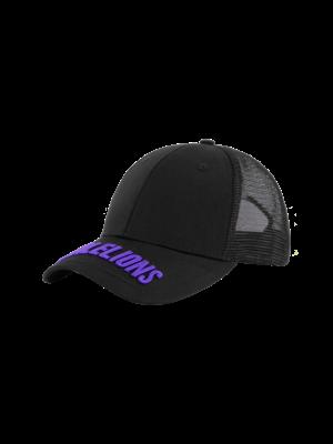 Malelions Sport Sport Uraenium Cap - Black/Purple